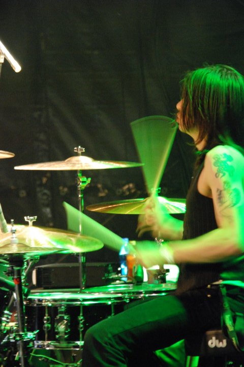 w/ Quireboys at Sweden Rock Fest