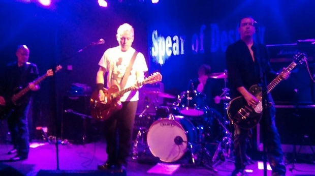 Phil Martini.com:Spear Of Destiny:Kirk Brandon:Leeds 2015