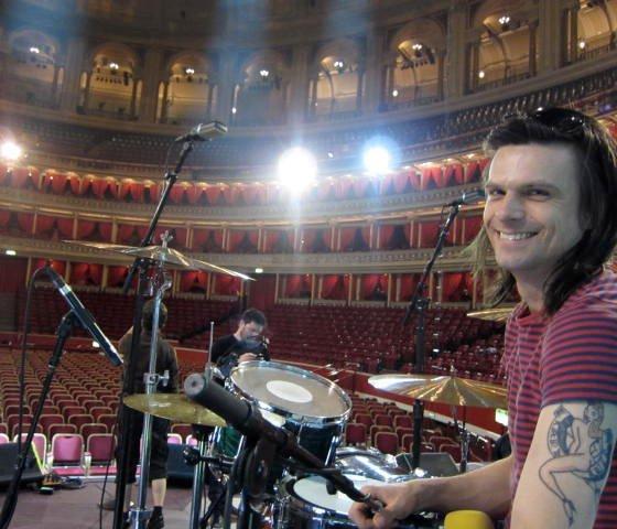 Royal Albert Hall Joe Elliott