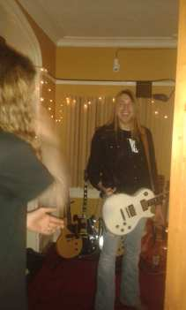 Toby & Sam Wayward Sons at Vale Studios