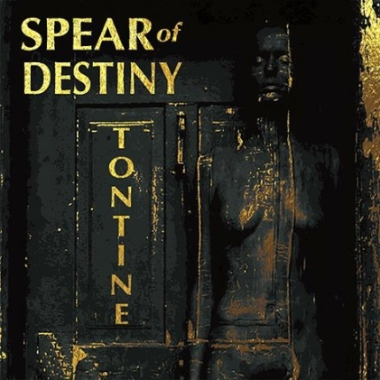 Spear Of Destiny, Brand new LP, 2018 release, Tontine, Kirk Brandon, Phil Martini, Craig Adams, Adrian Portas, Steve Jones, Big Cartel, Paiste Cymbals, Mapex Orion, Ludeig Black Beauty, Vic Firth drumsticks, Aquarian drumheads, Studio Drummer