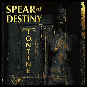 Spear Of Destiny, Tontine, New Vinyl & CD LP, April 2018, Kirk Brandon, Phil Martini, Craig Adams, Adrian Portas, Steve Jones, Gretsch Guitars, Mapex Orion, Vic Firth Sticks, Aquarian Drumheads, Paiste Cymbals, Ludwig Snares, Oxygene Studios, Salford, Manchester, Recording Studios, recording Drummer, Theatre Of Hate, The Pack, Goldleaf